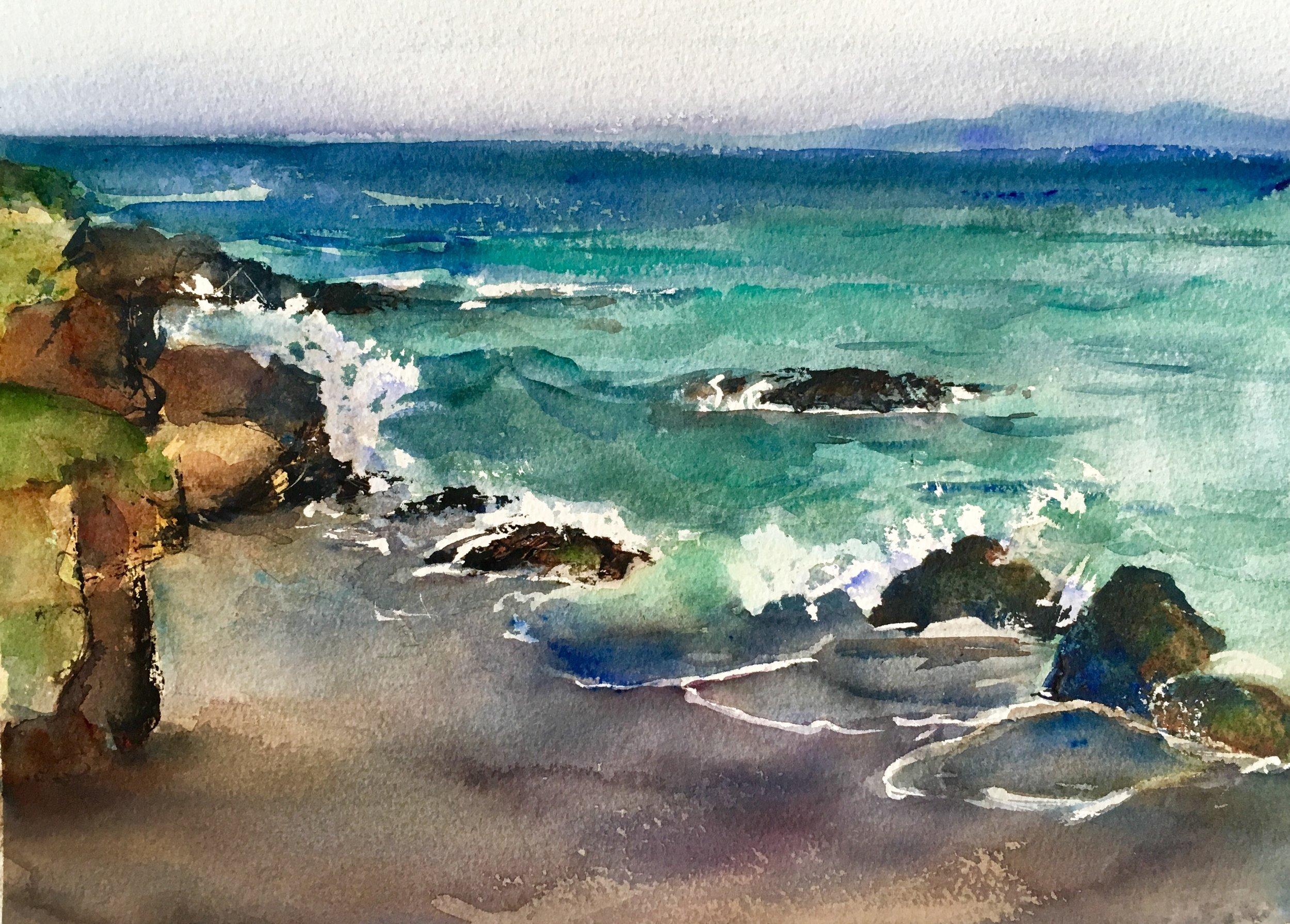 McKerricher Beach