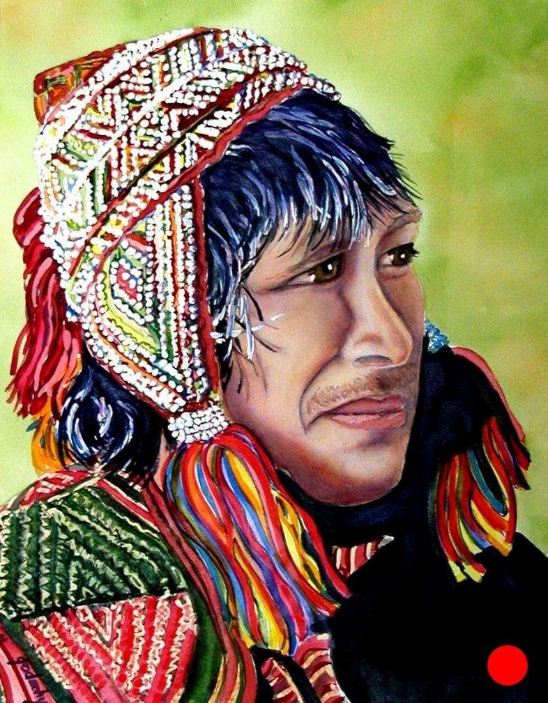 Guatemala Indian, Sold