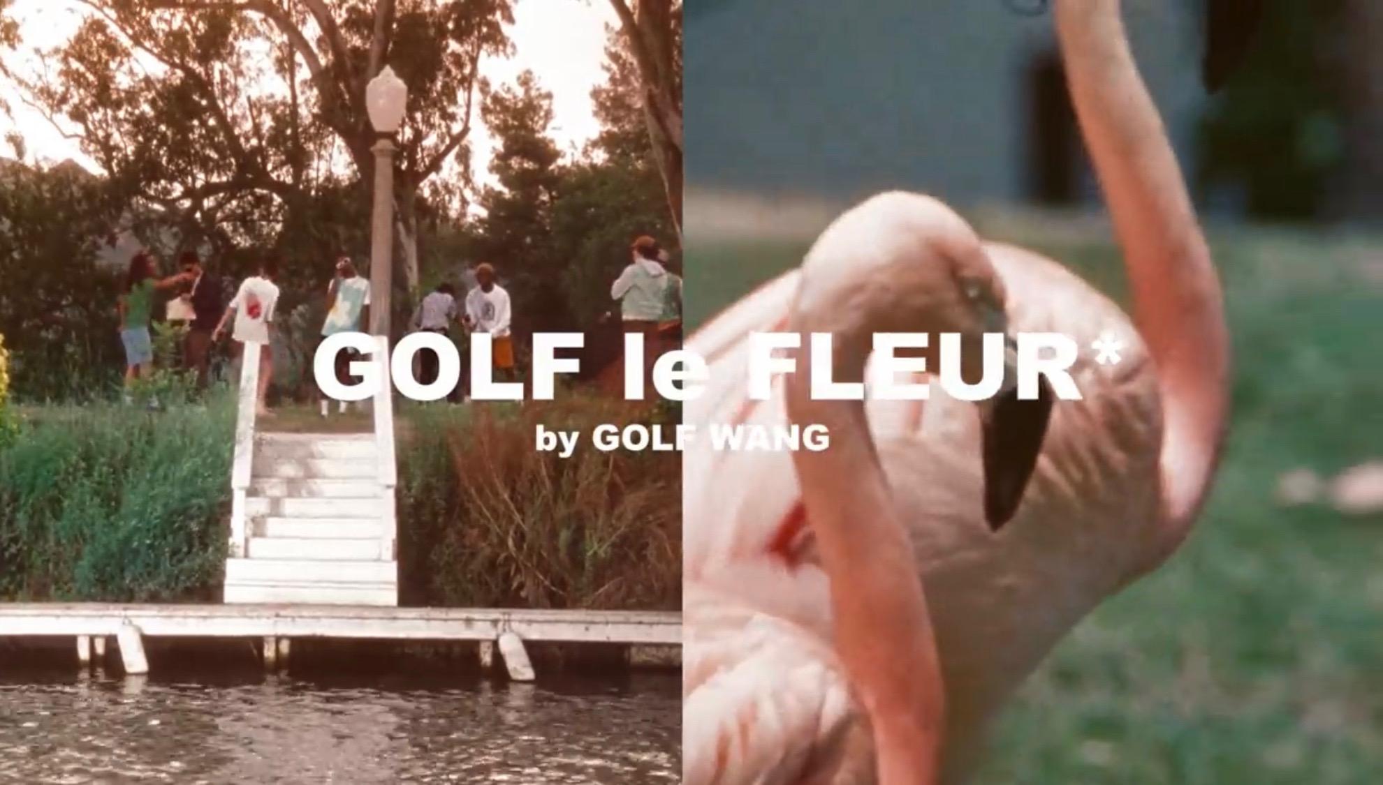 GOLF le FLEUR* Spring/Summer 2019
