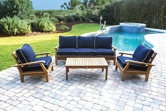 Miami deep seating chairs & sofa