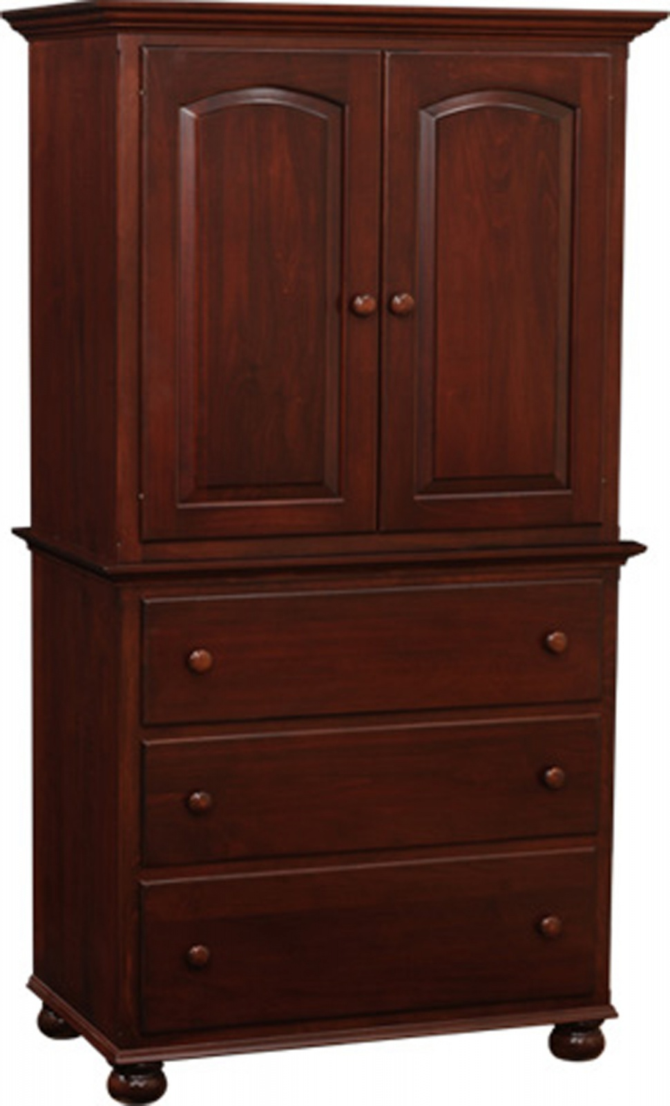 Armoire Base with Armoire Top