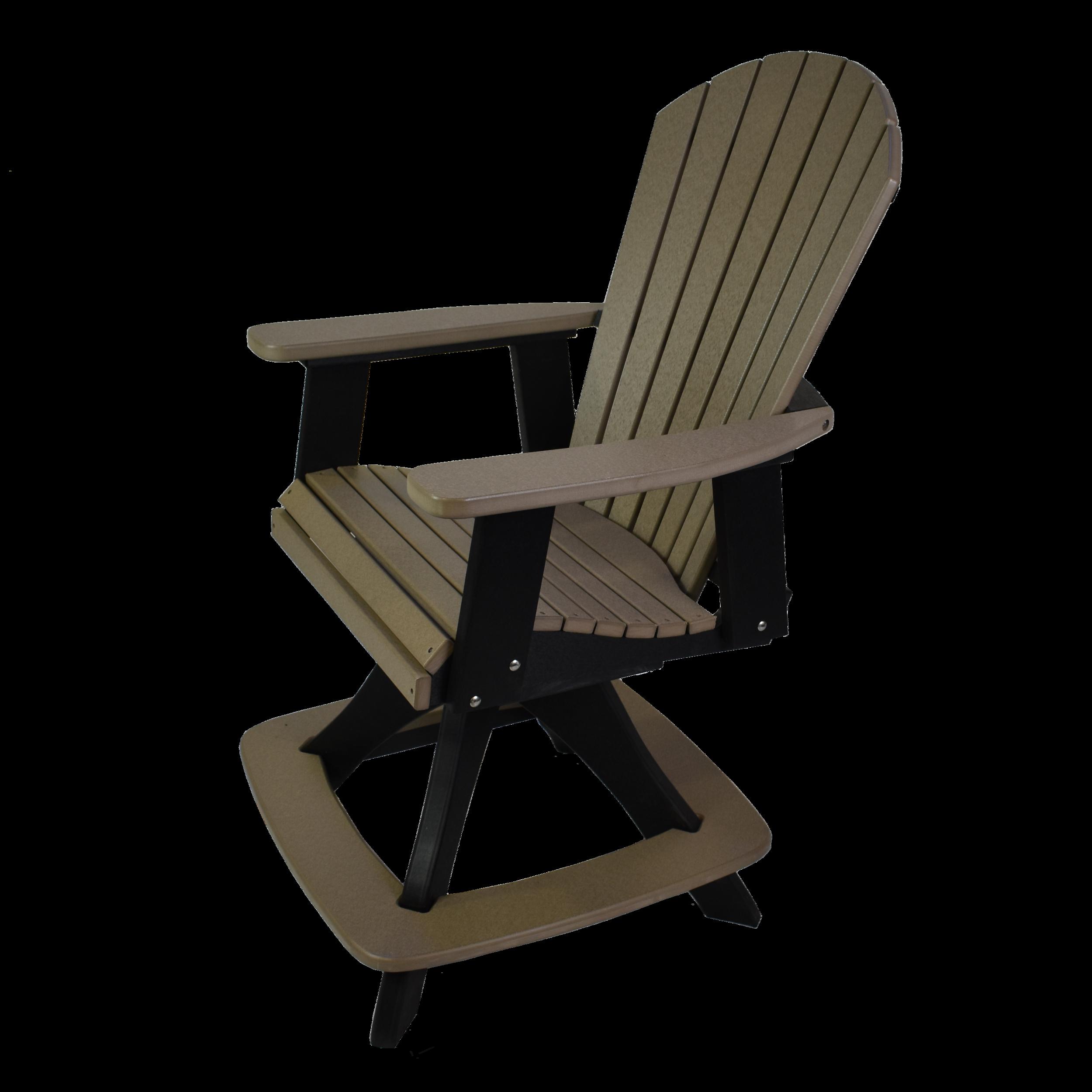 Cafe Swivel Chair