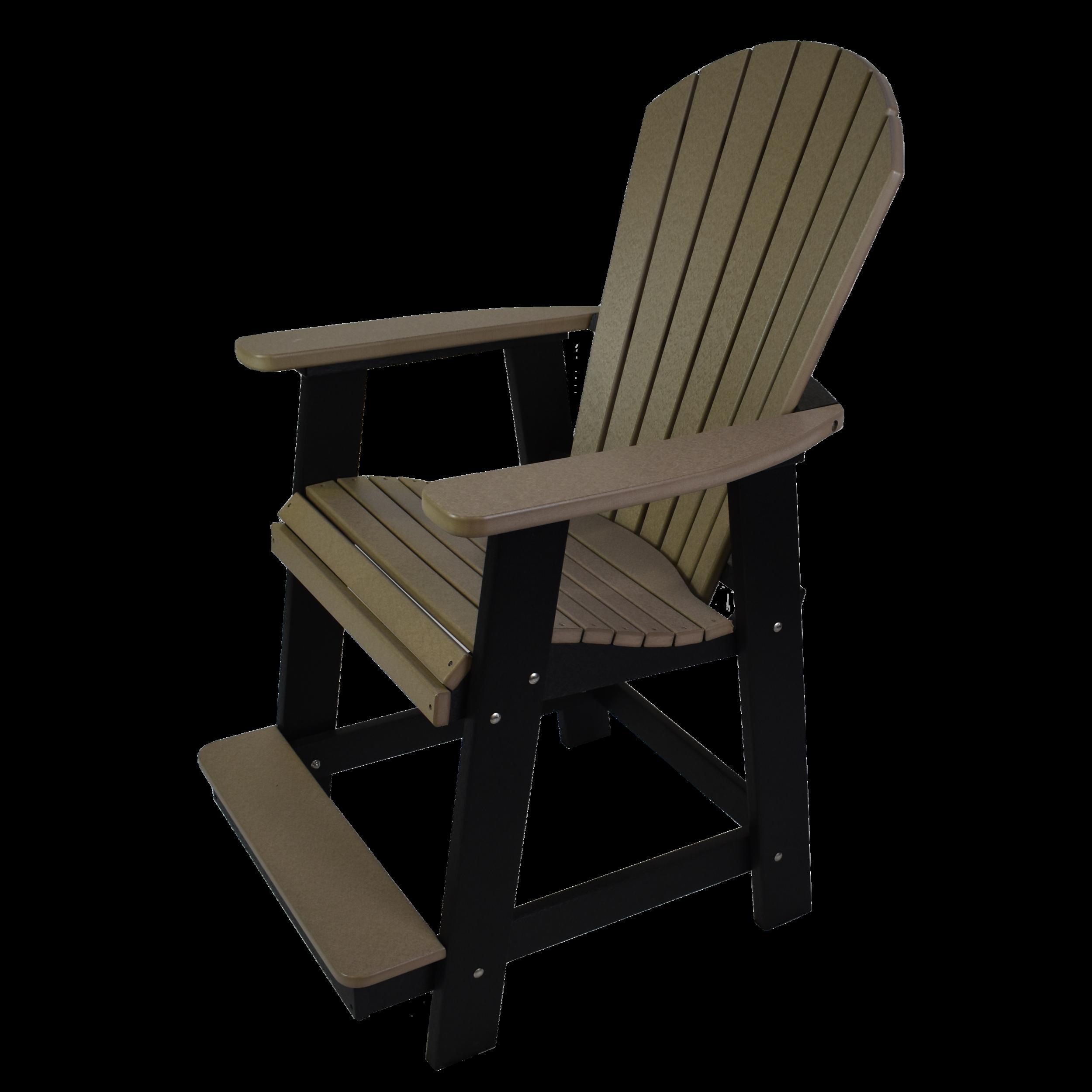 Cafe Adirondack Chair