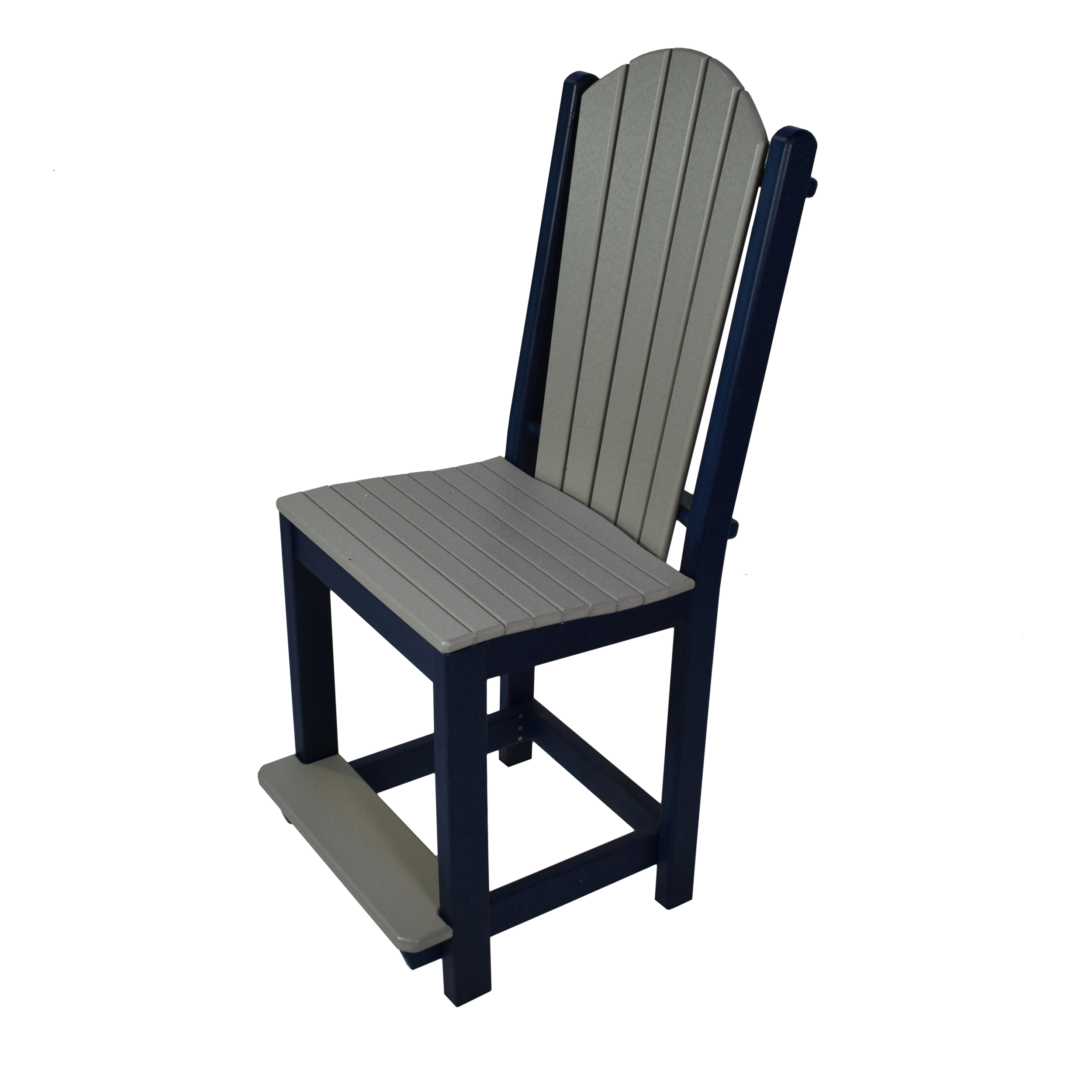 Fan Back Cafe Chair (No/Arms)