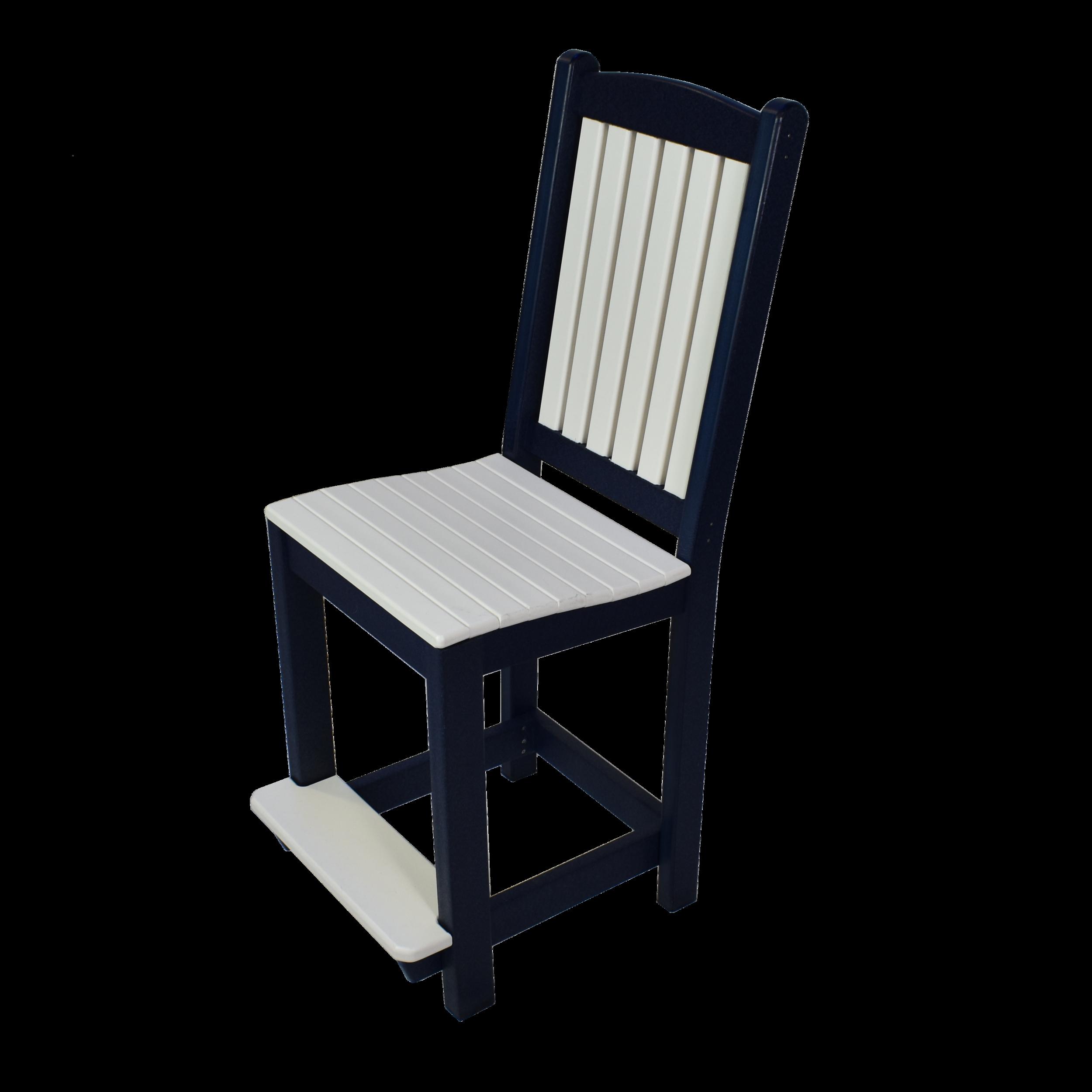 Luna Cafe Chair (No/Arms)