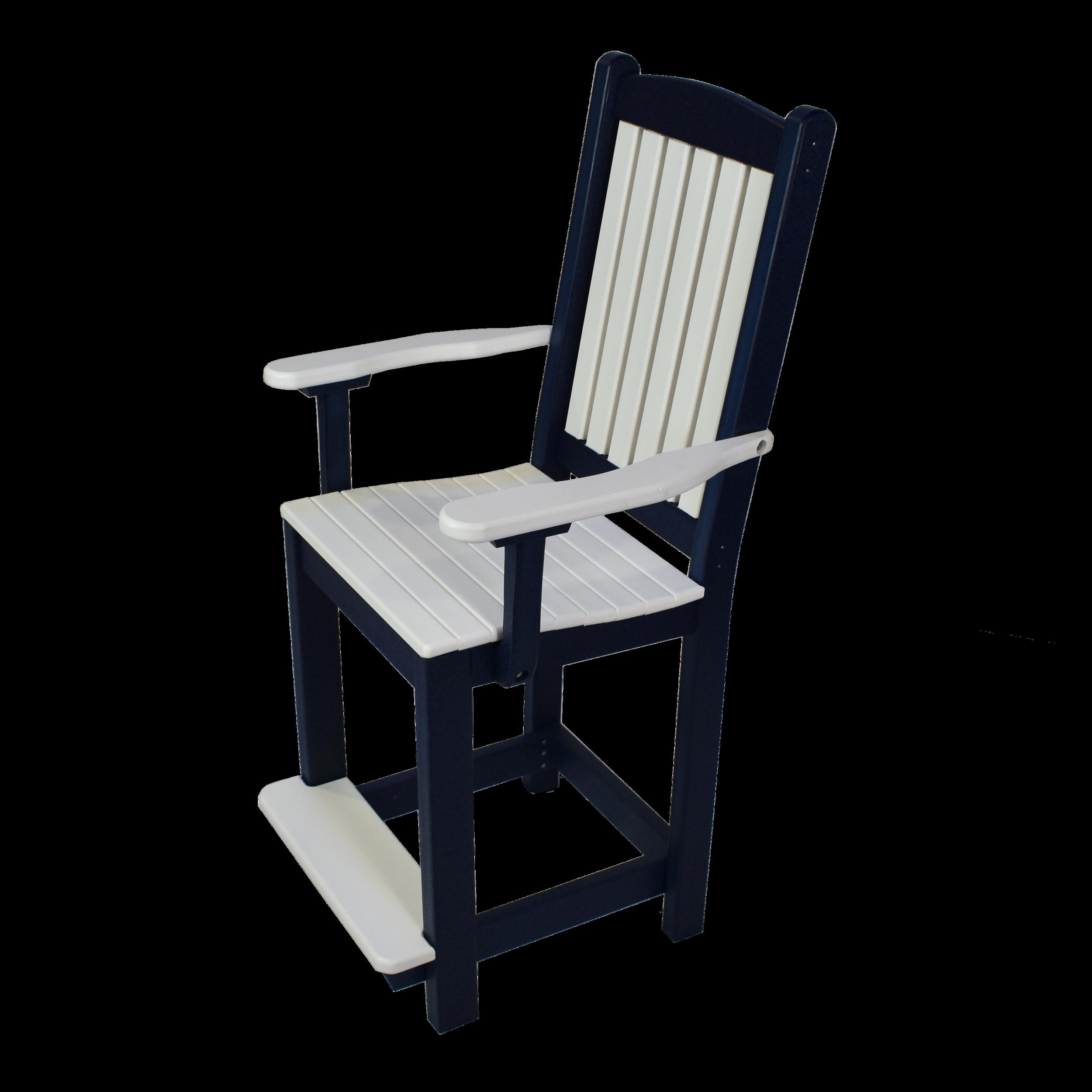 Luna Cafe Chair (W/Arms)