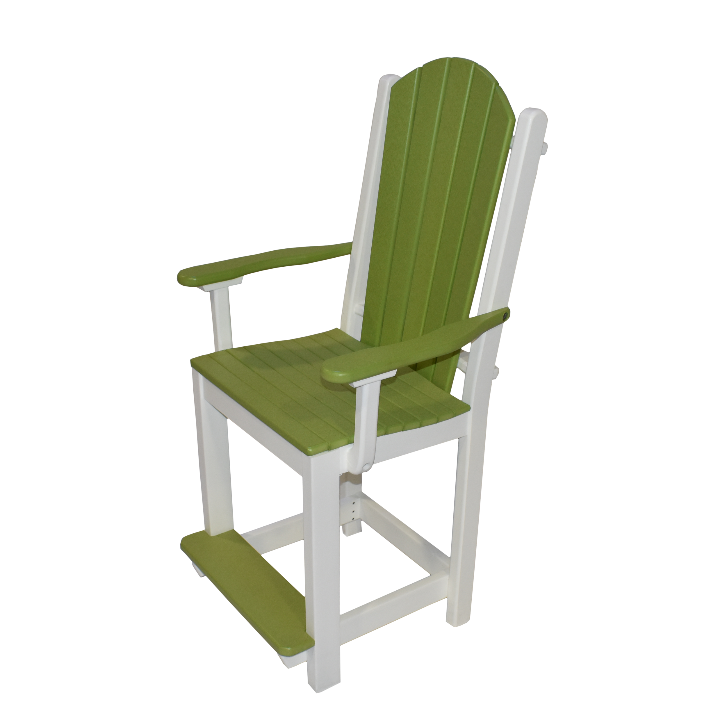 Fan Back Cafe Chair (W/Arms)