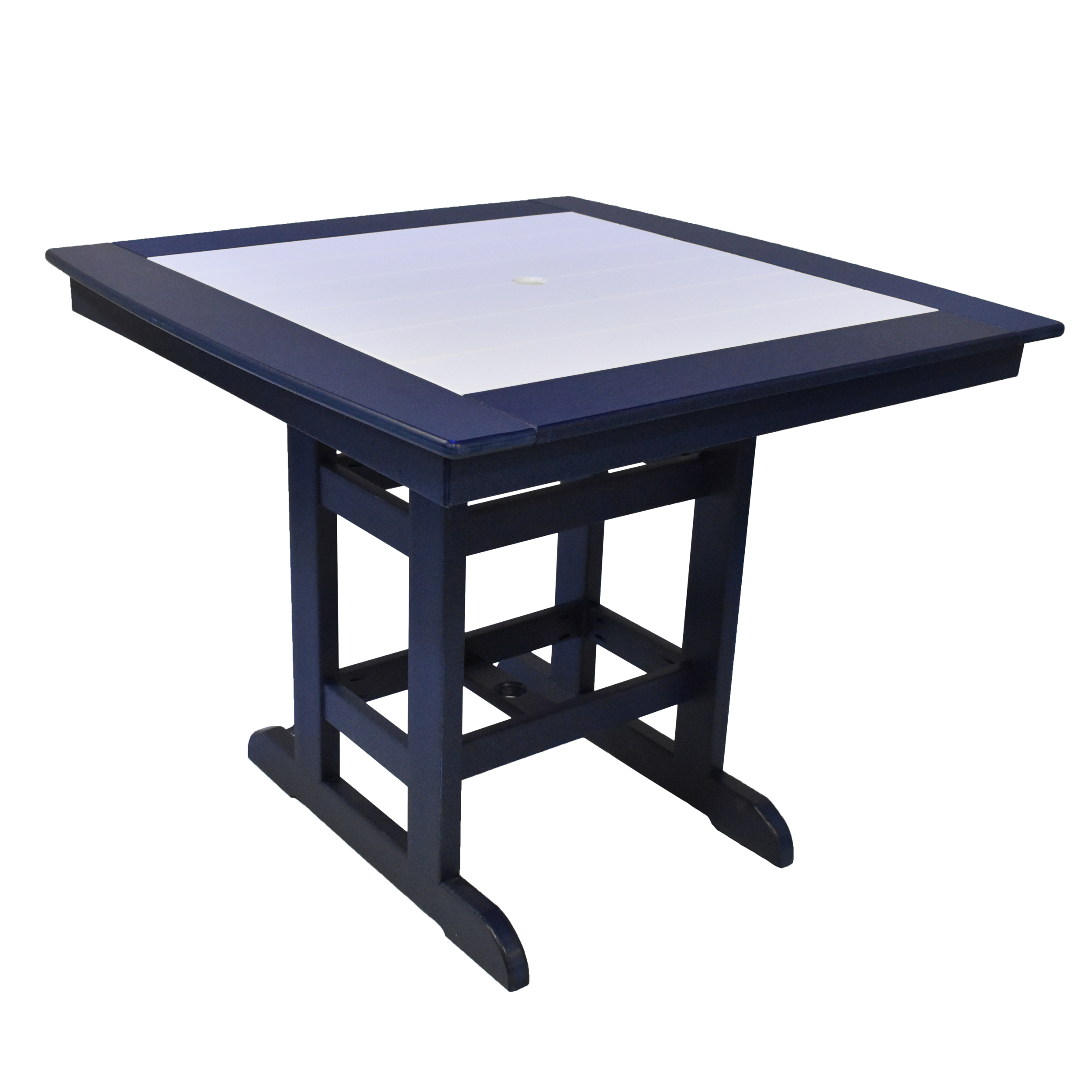 44x44 Cafe Table (W/Border)