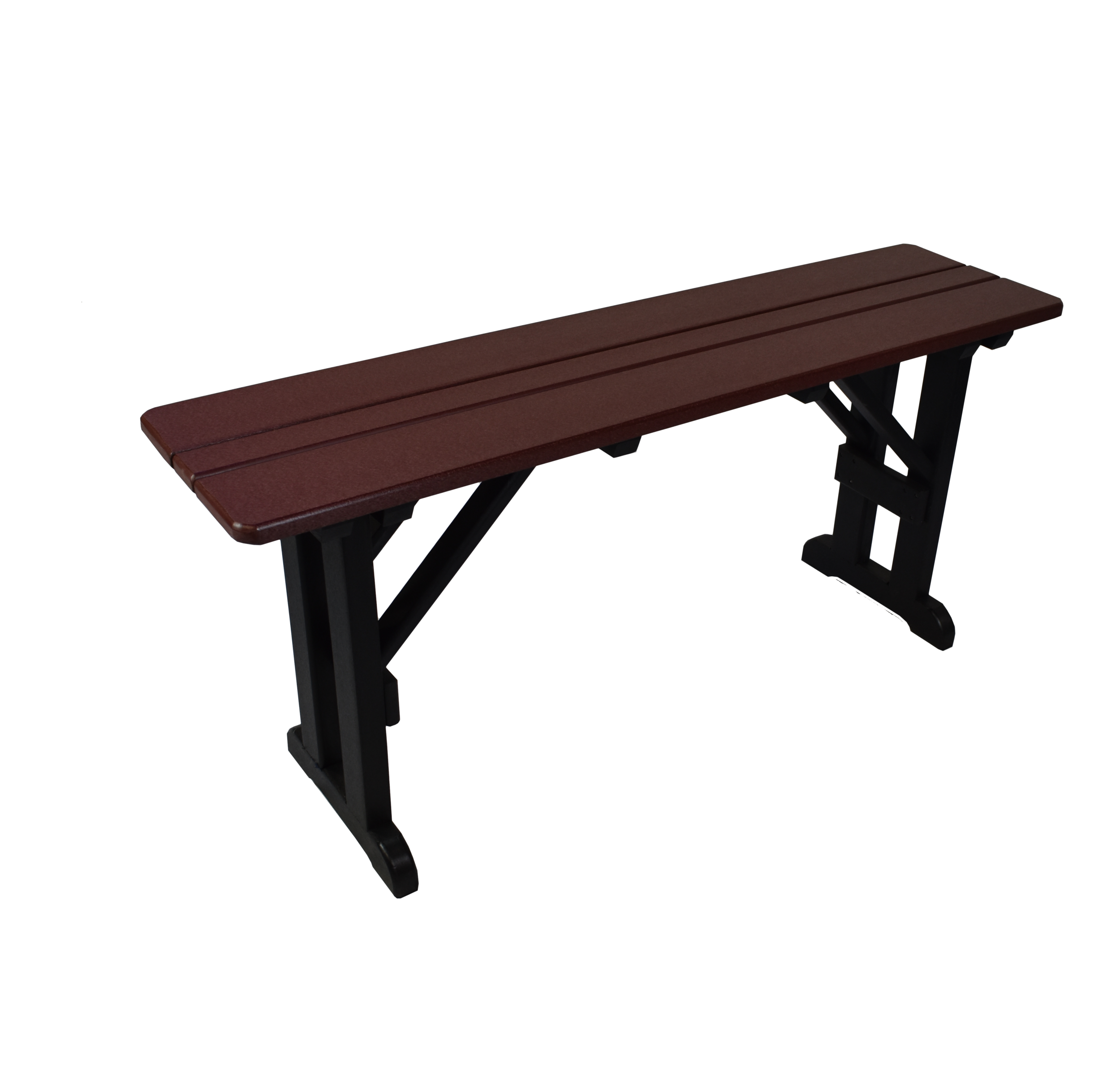 58'' Cafe Bench