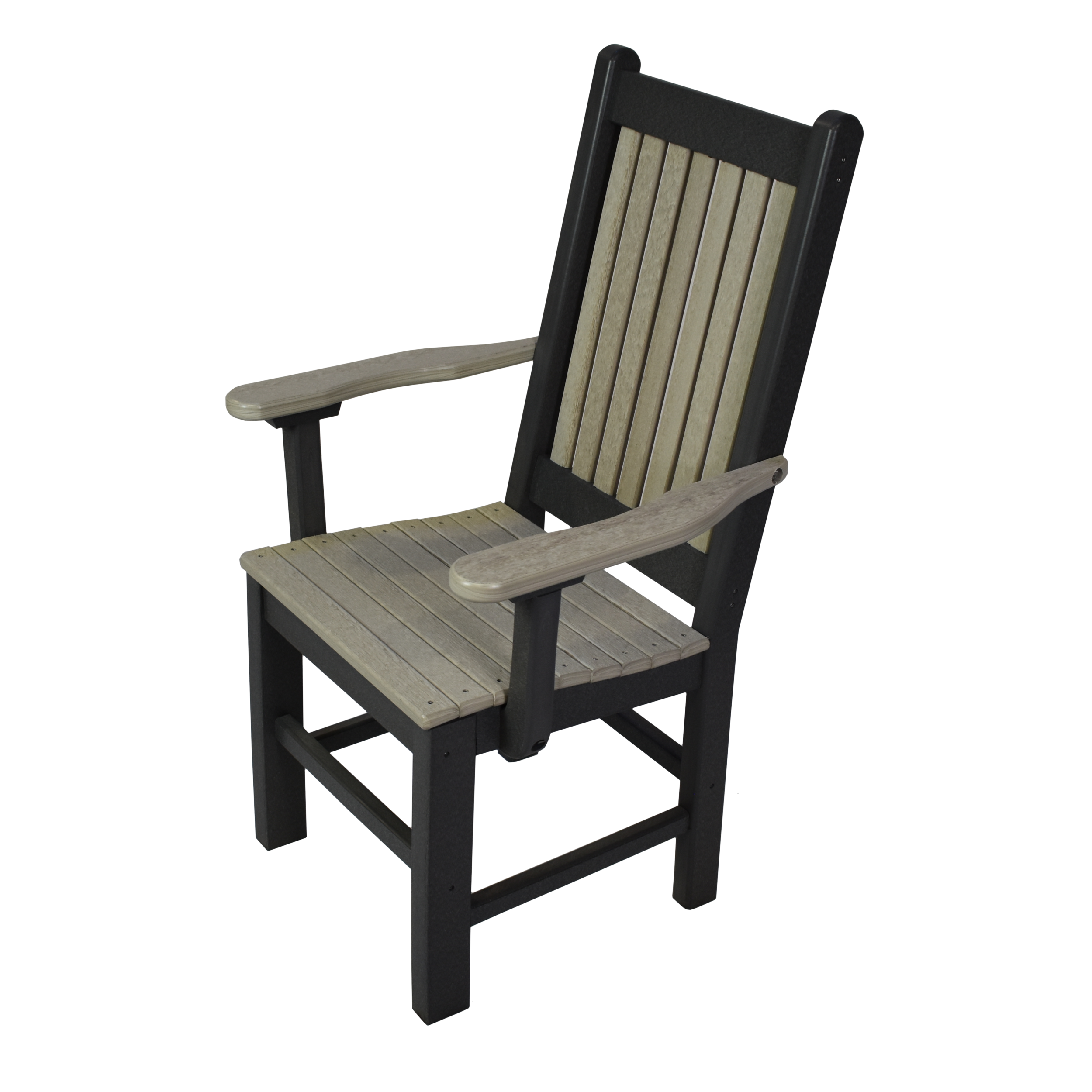 Mission Dining Chair (W/Arms)