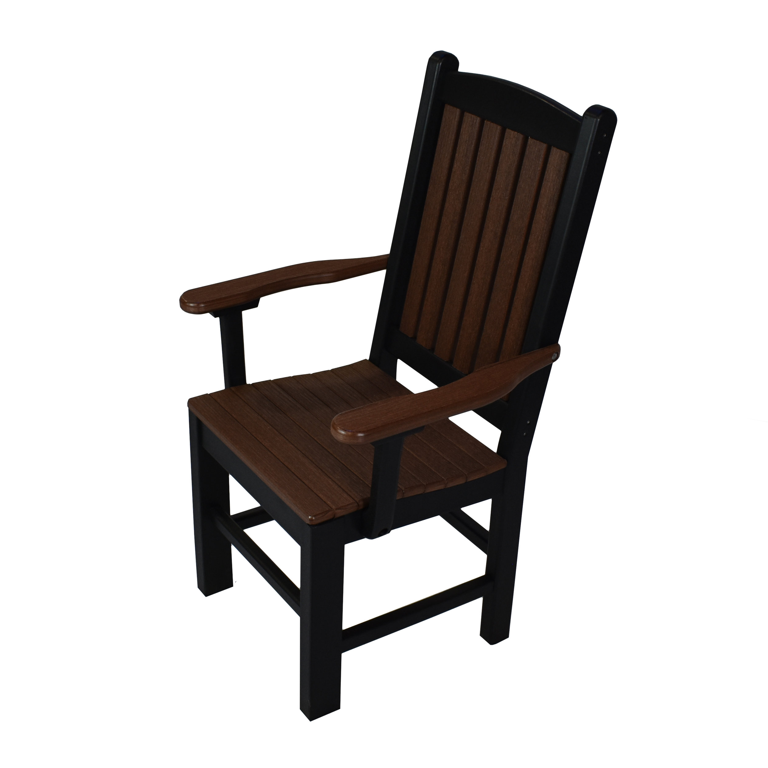 Luna Dining Chair (W/Arms)