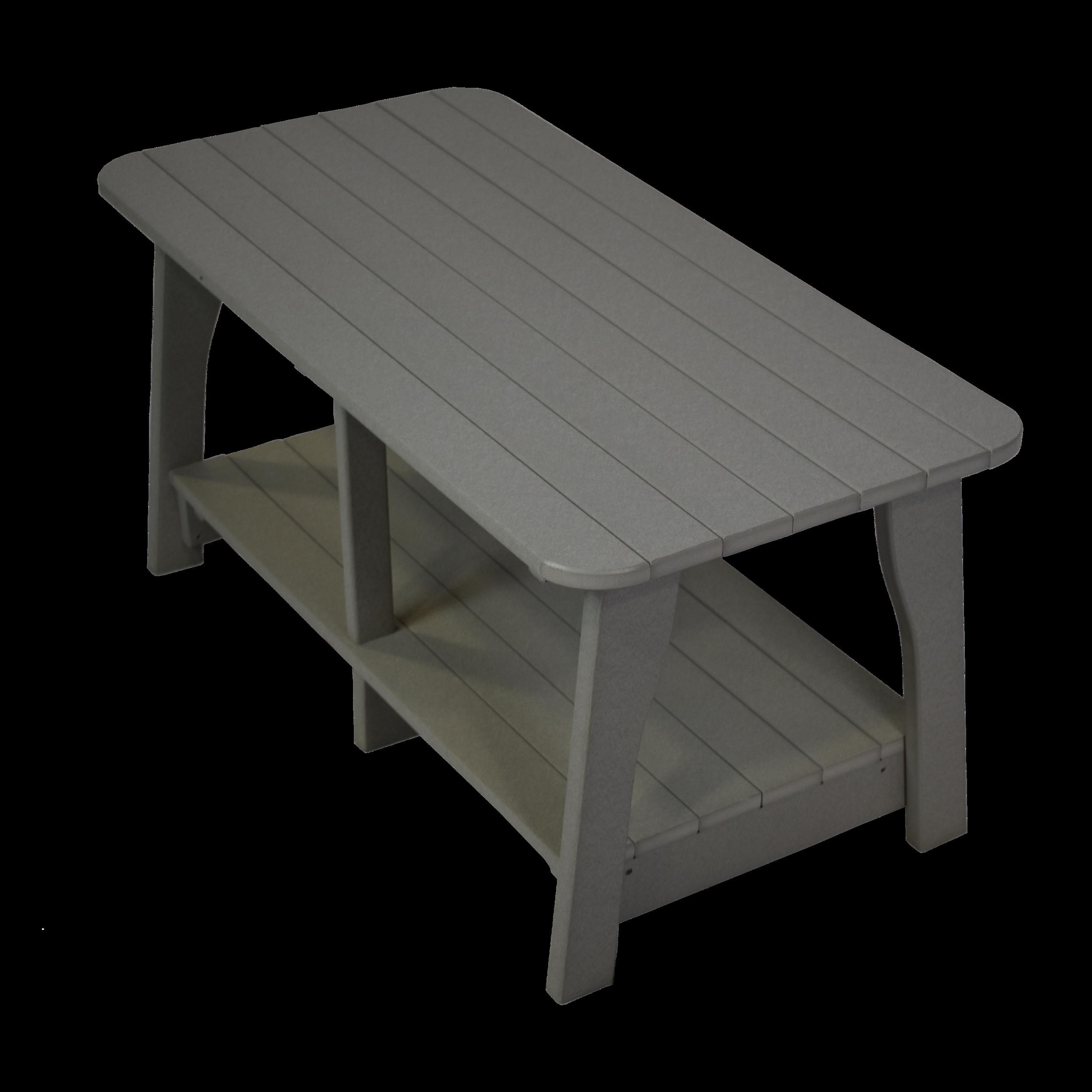 Coffee Table (18x38)