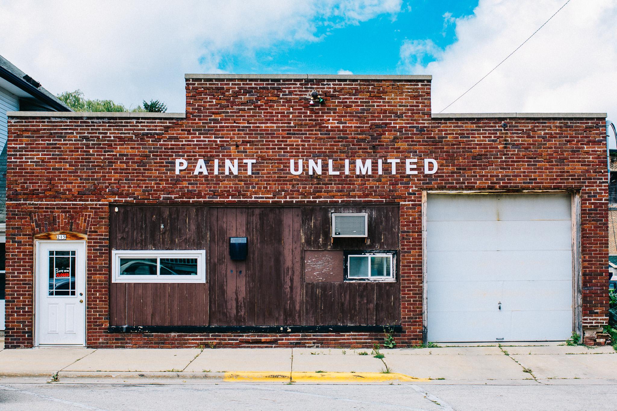 Paint Unlimited
