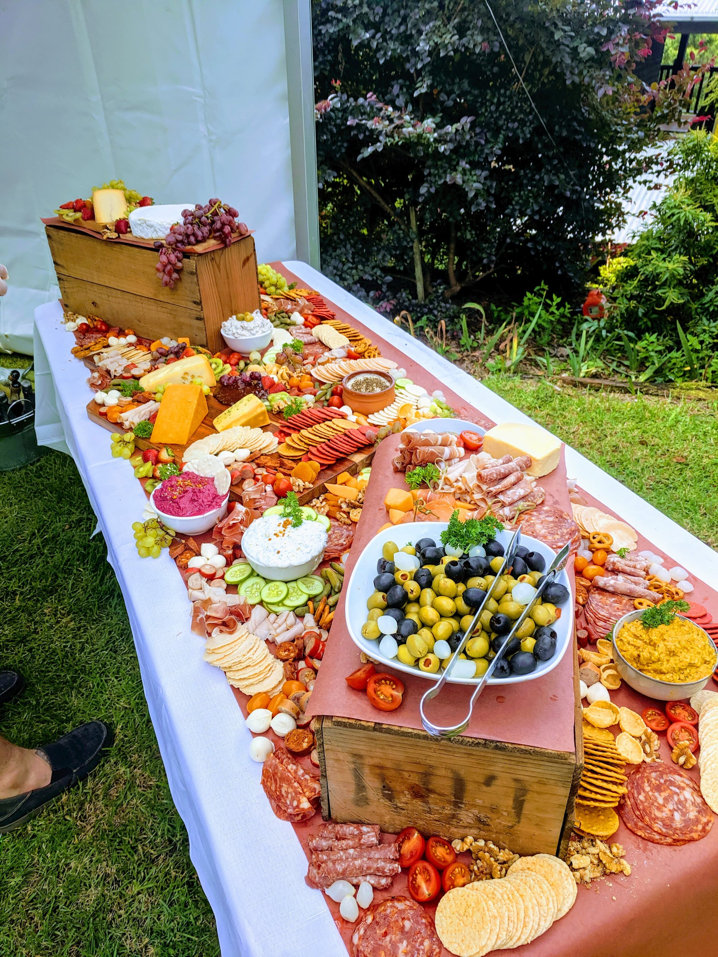 Platters Grazing Tables In Coffs Harbour The Palmetto