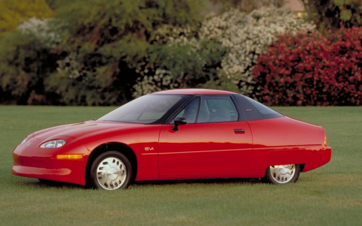 GM EV1 -
