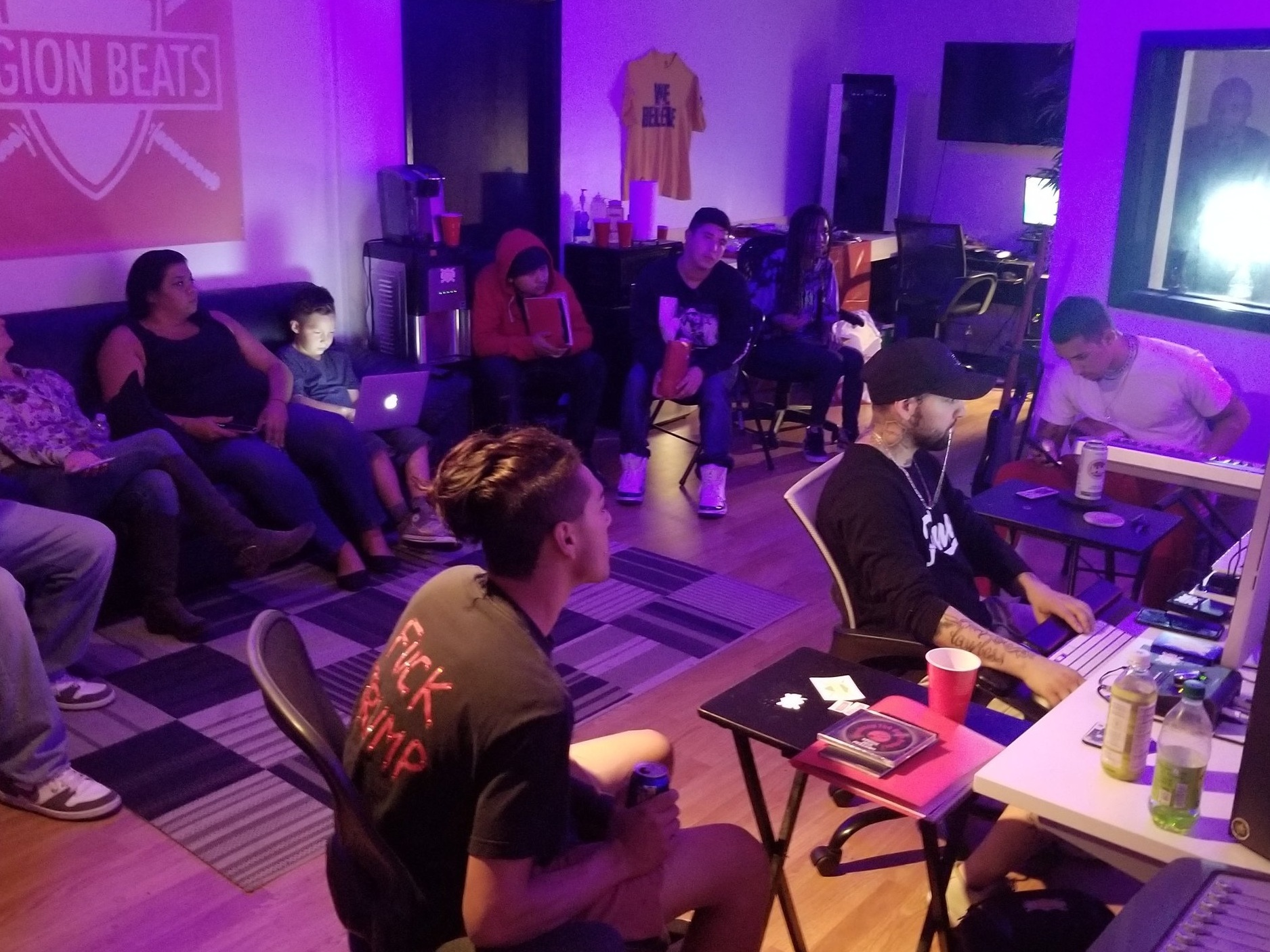 Summer 2018 Studio Orientation @ The Legion