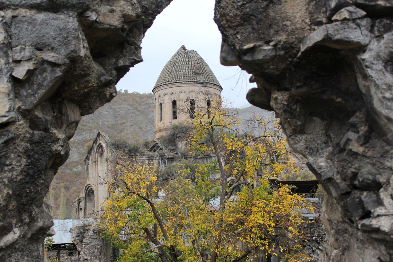 Turkey's Forgotten Georgian Kingdom (BBC Travel)   Ongoing governmental disputes have left the fate of these medieval architectural wonders in limbo.