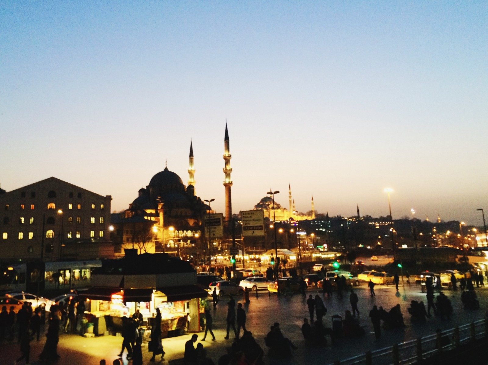 Relentless, Vibrant, Exciting Istanbul: Where Life Goes On (Medium/Context Travel)   Istanbul, after terror.