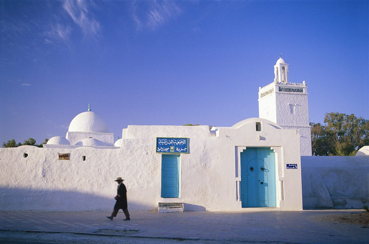 A Perfect Day on Djerba (Lonely Planet)   In Homer's  Odyssey , Djerba was known as the Land of the Lotus Eaters, and it's still easy to understand how it can lull you into blissfully forgetting to return home.