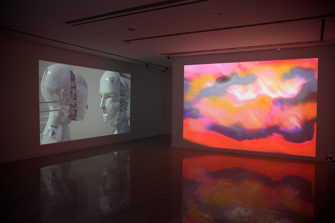 Digital Art Makes Some Noise (Cornucopia Magazine Arts Diary)   With projections and GIFs, an Istanbul exhibition elevates digital art.
