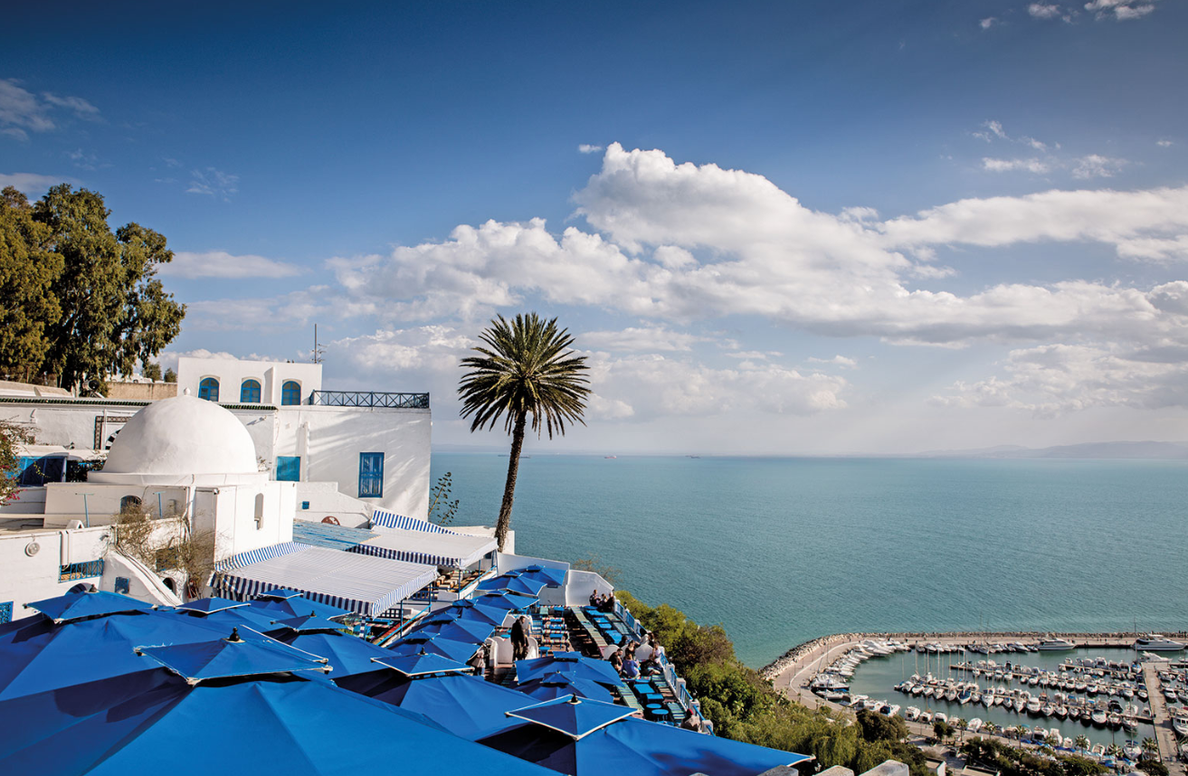 Tunis: An Inviting Beauty (Skylife)   Tunis is a city of unexpected delights, hidden wonders, and layers of history. This small North African capital radiates a laid-back charm that belies the richness it contains.