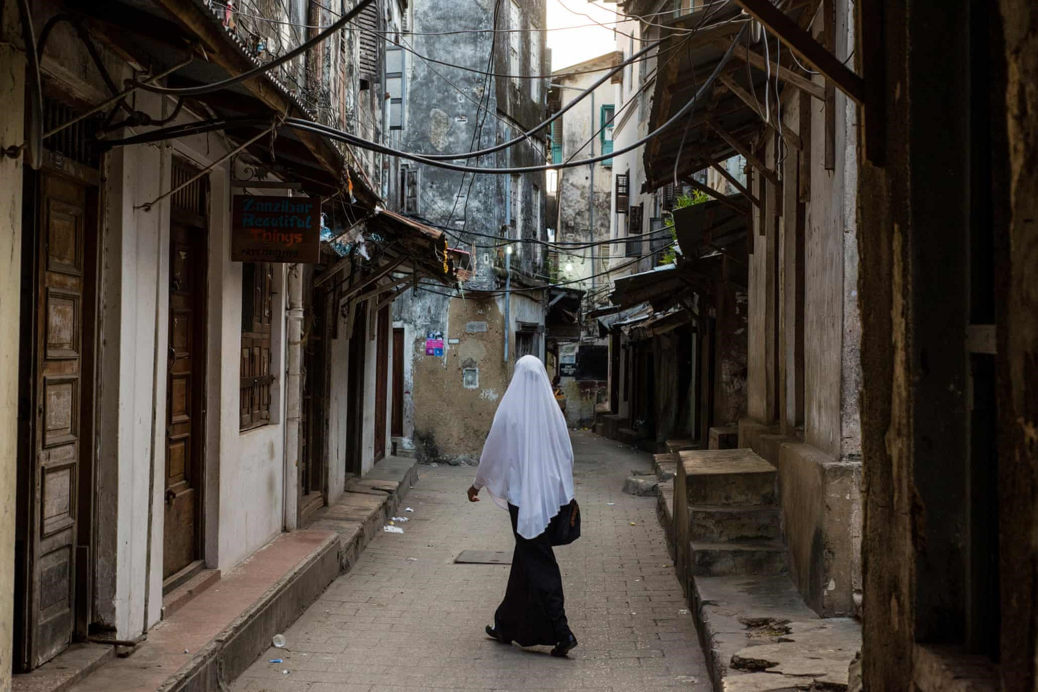 Tourism Pushed Women Out of Zanzibar's Public Space, But Now They're Taking Them Back (The Guardian)   Women-only spaces on the 99% Muslim island have been usurped by economic growth. The Reclaim Women's Space project is trying to change that.