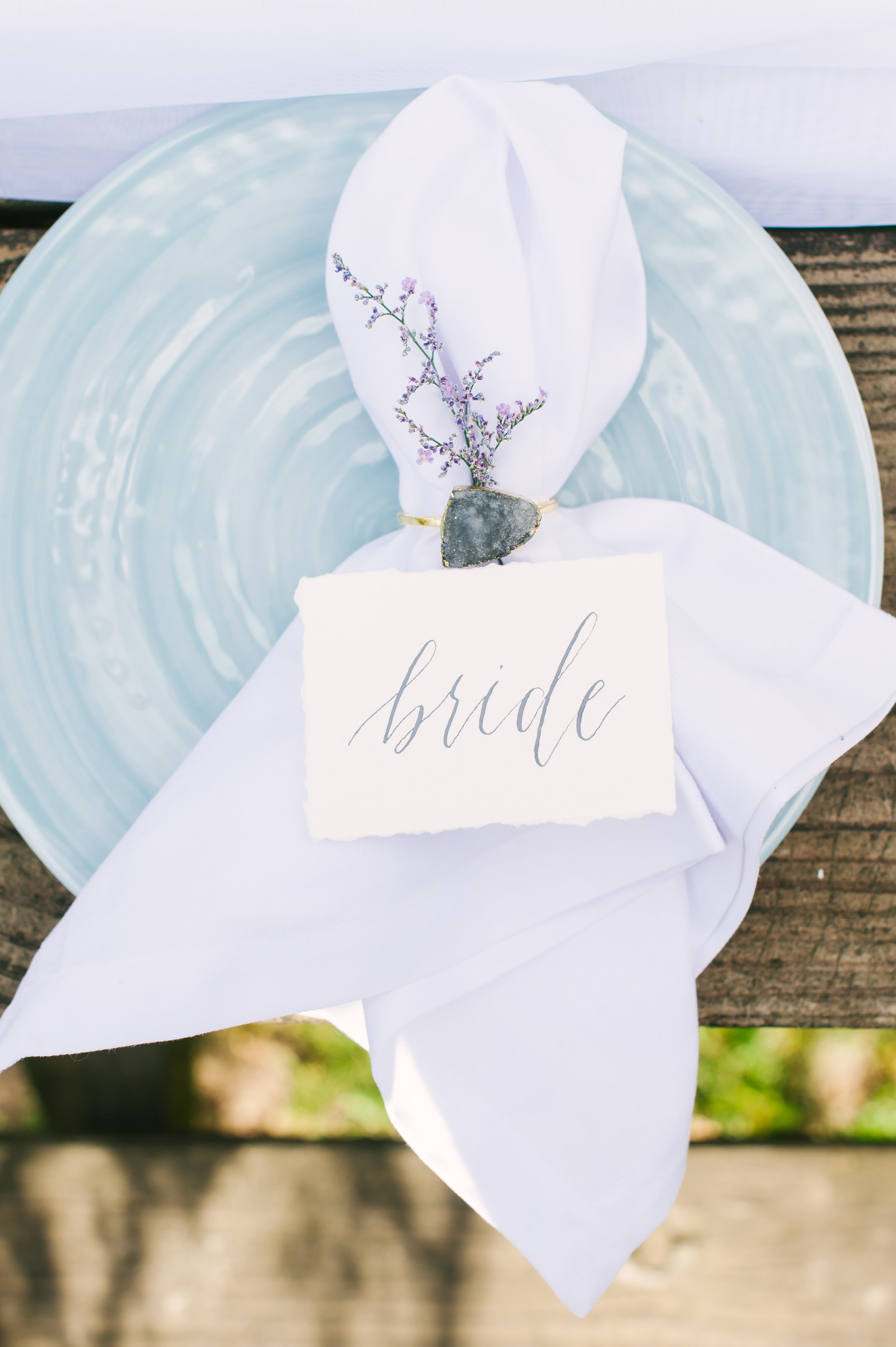 Day-Of-Goods - Menus, place cards, ceremony programs, and more. This is what gets a wedding calligraphers heart thumping. These unique touches are the perfect addition to your special day.