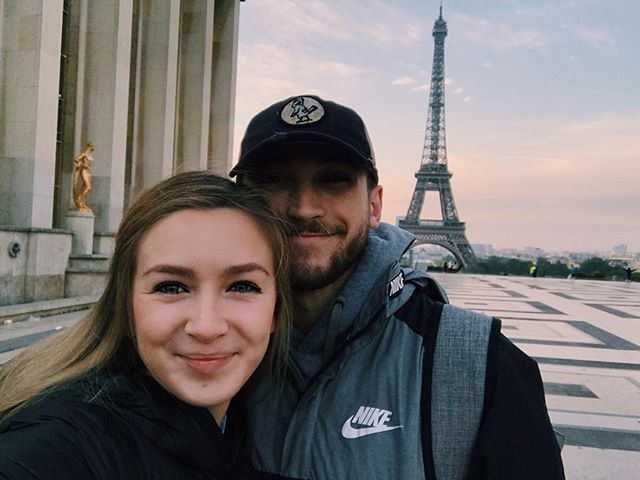 we went to paris to celebrate our marriage, and it was an adventure of a lifetime. ✈️ here are just a few glimpses into the beauty of this city, but more photos are to come! (also, i really love my husband.)