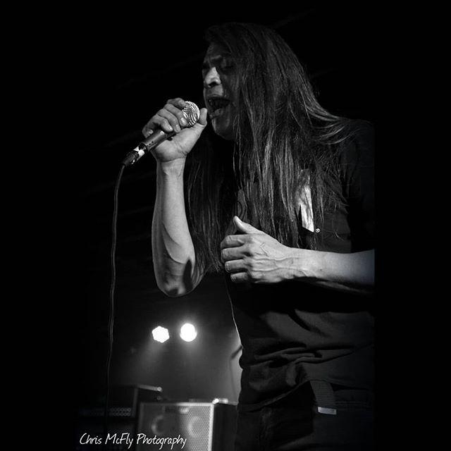 📷Ray Alder📷 of Fates Warning Live 1/13/18 at @brickbybricksd  Full Album Link in Bio✔  #FatesWarning #ArmoredSaint #RayAlder #ProgMetal #ProgressiveMetal #BxB #ChrisMcFlyPhotography #ConcertPhotography #MusicPhotography #HeavyMetal #Metal #BlackandWhite #BrickByBrickSD #SanDiego