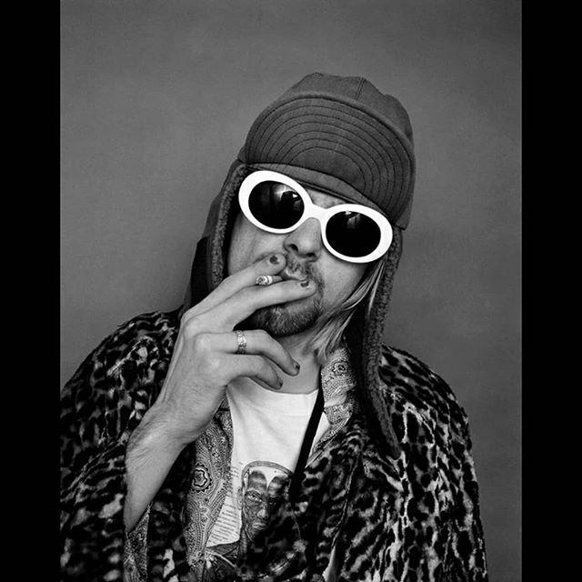💘Celebrating our birthday today💘 ❤Rip to my birthday brother Kurt Cobain❤ 2-20-4evr #Nirvana