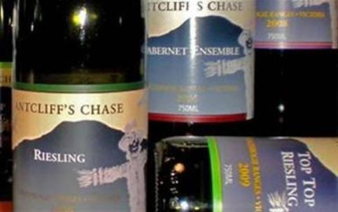 High Altitude Antcliff's Chase Wines -