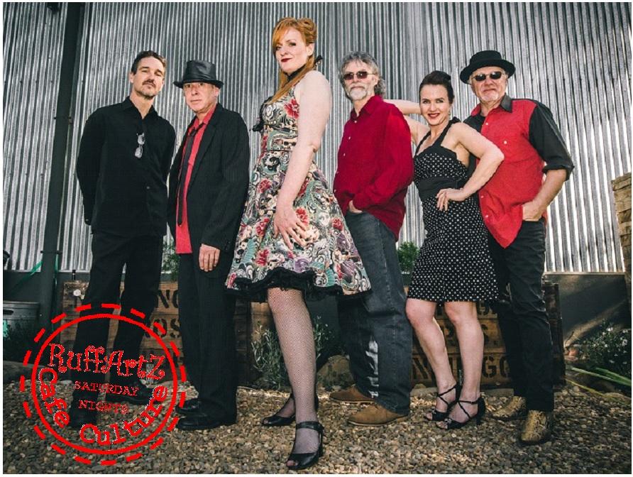 Red Dress and The Sugar Man - May 2018