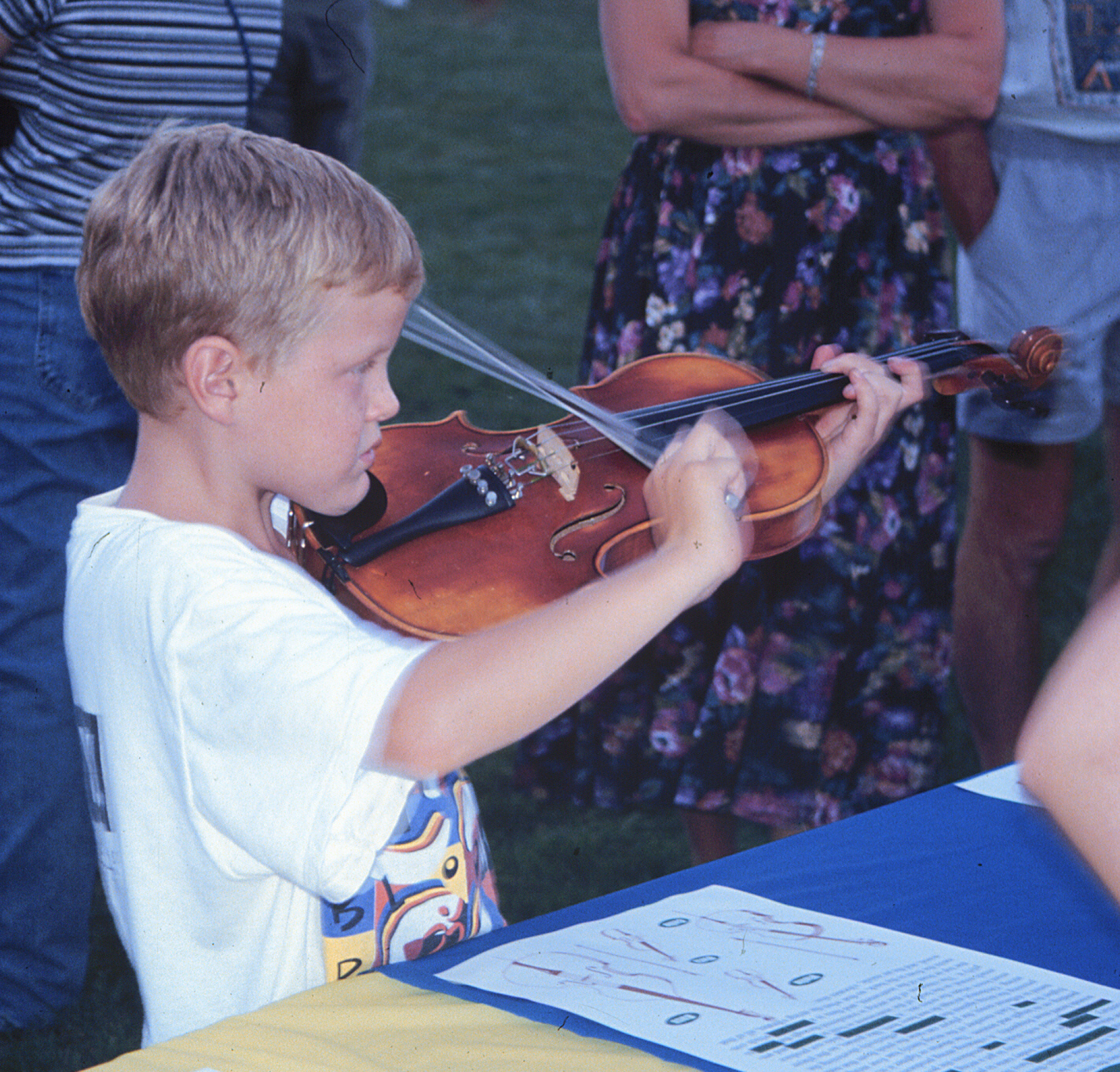 Education - See the Festival's Sandpoint Summer Youth Music Camp, 5th Grade Outreach and String Programs!