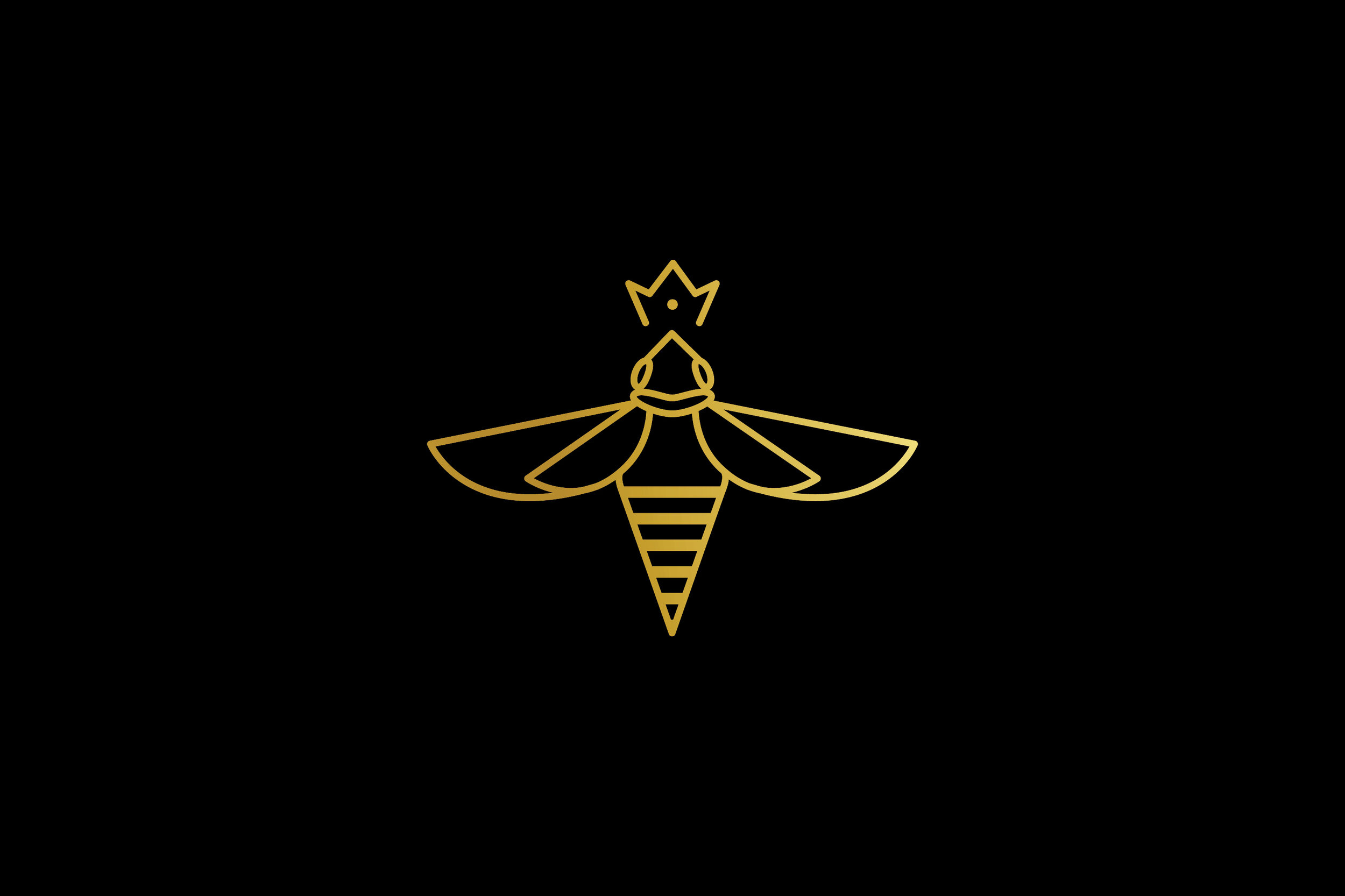 Potion Creative Nubian Queen Fashion Bee Motif Logo.jpg