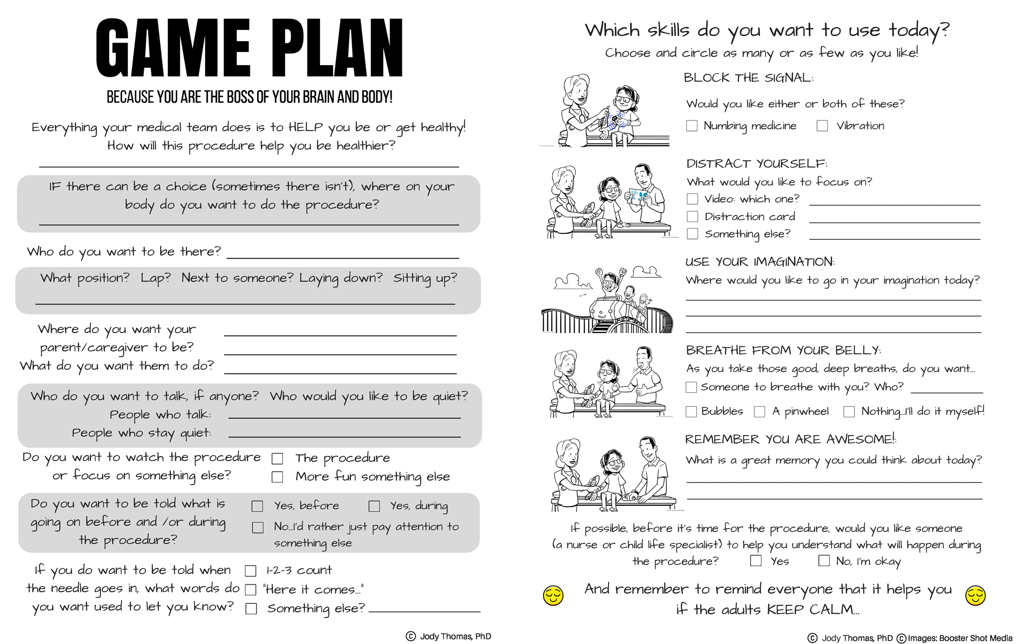 Click the image to download the Game Plan that goes with the video above! - For the Game Plan in Spanish, click HERE.