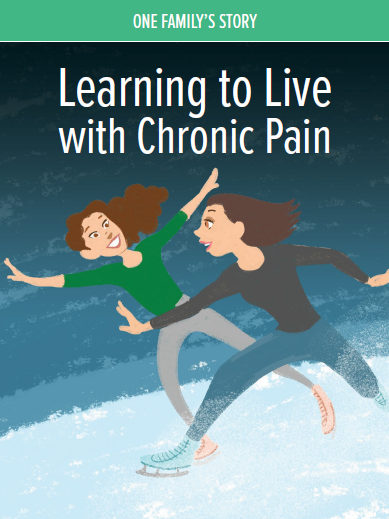 Learning to Live With Chronic Pain - Click on the image to check out this ebook about one family's story of their journey through chronic pain.