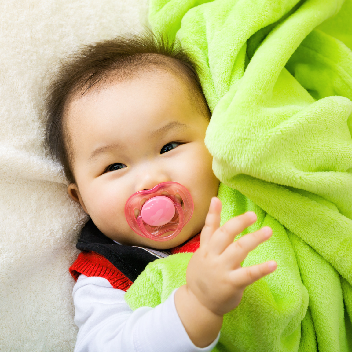 """Sweeties"": how sweet solutions relieves pain in babies"