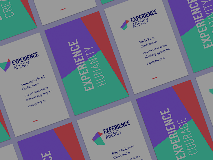 Experience agency• -