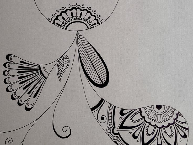 swan song illustration• -