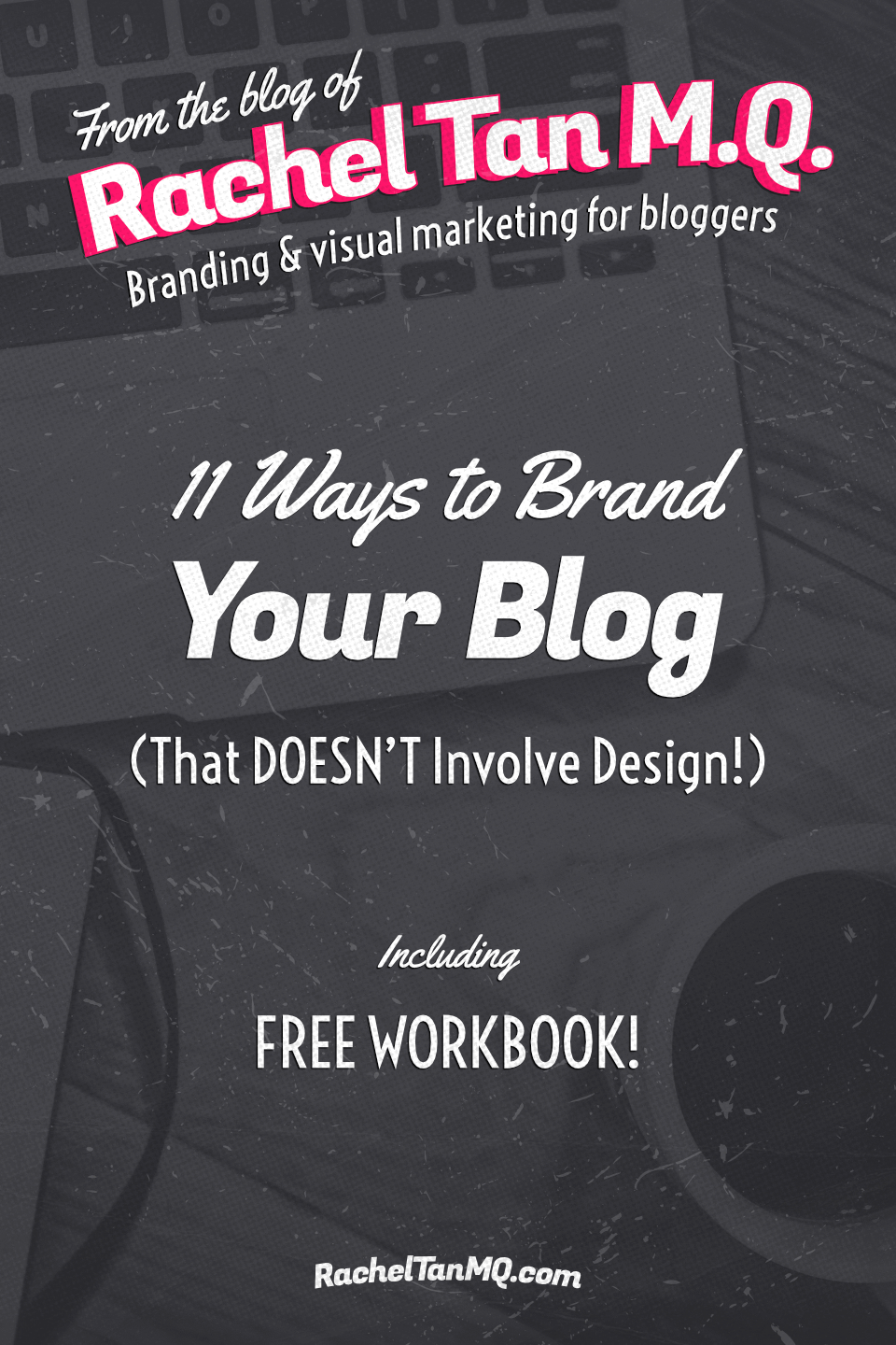 Before you hire a designer or DIY a logo for your blog, put some thought into your overall brand strategy!