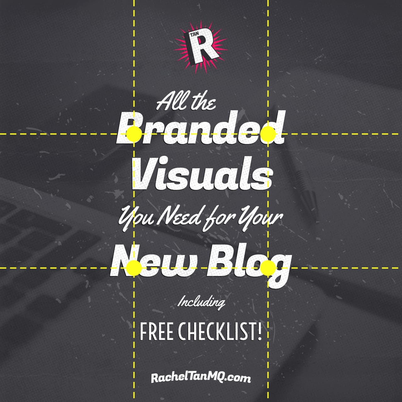 Use the rule of thirds to easily compose your visuals.