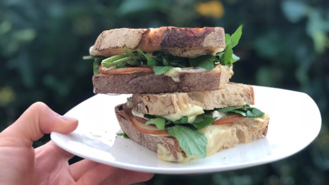 Featured For National Sandwich Day! - Mia Taylor FOR POLICY GENIUS