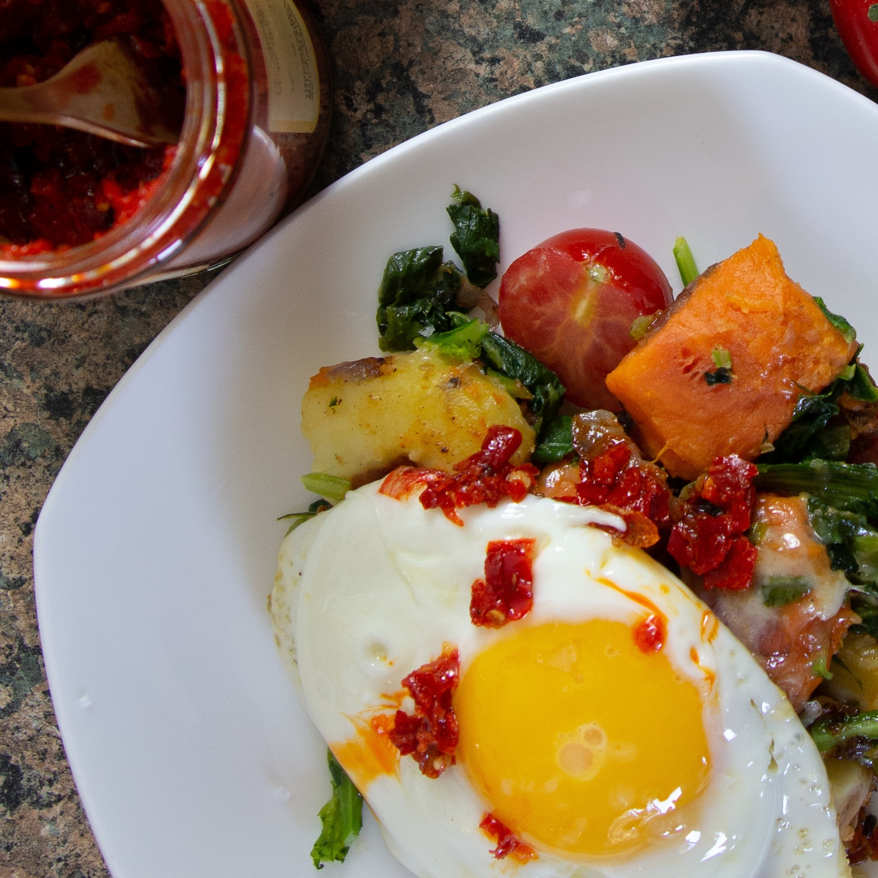 VIDEO: Breakfast Hash