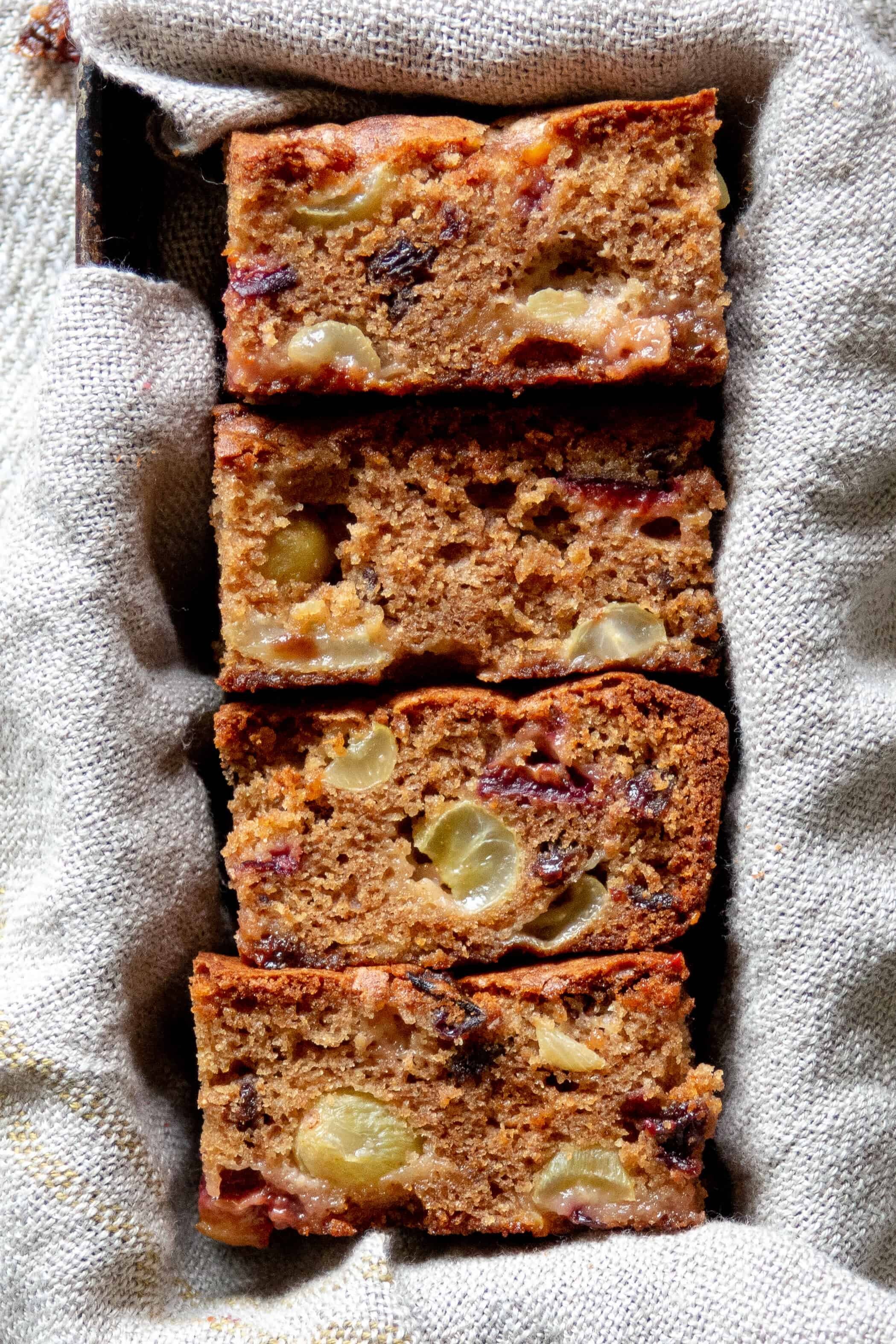 Compost Cake | The Most Adaptable Fresh Fruit Cake In The World