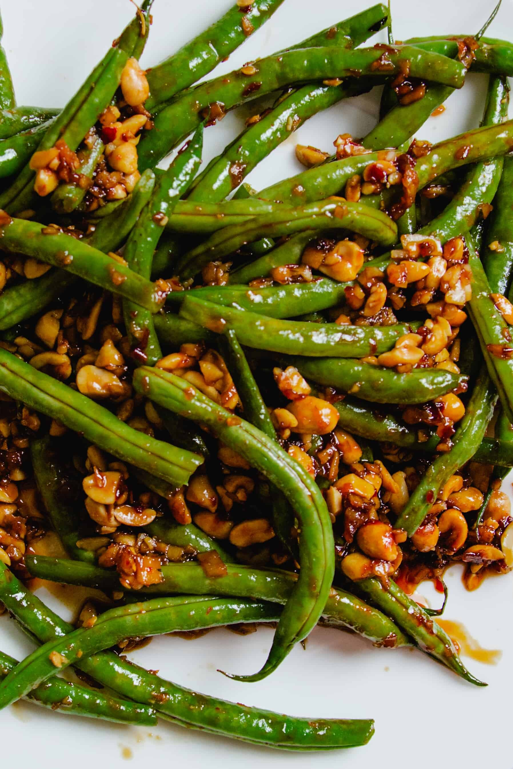 Incredible Sweet Chili Green Beans