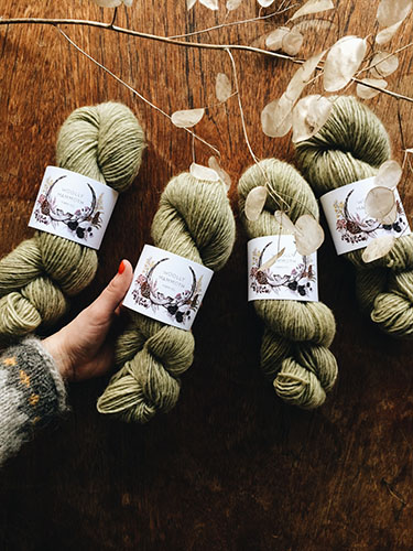 Photo credit: Woolly Mammoth Fibre Co.