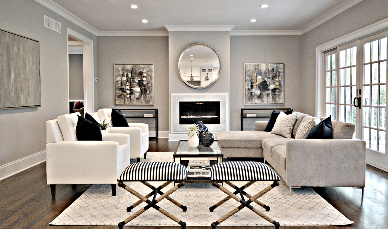 HOW TO MAKE YOUR HOME LOOK ITS BEST -