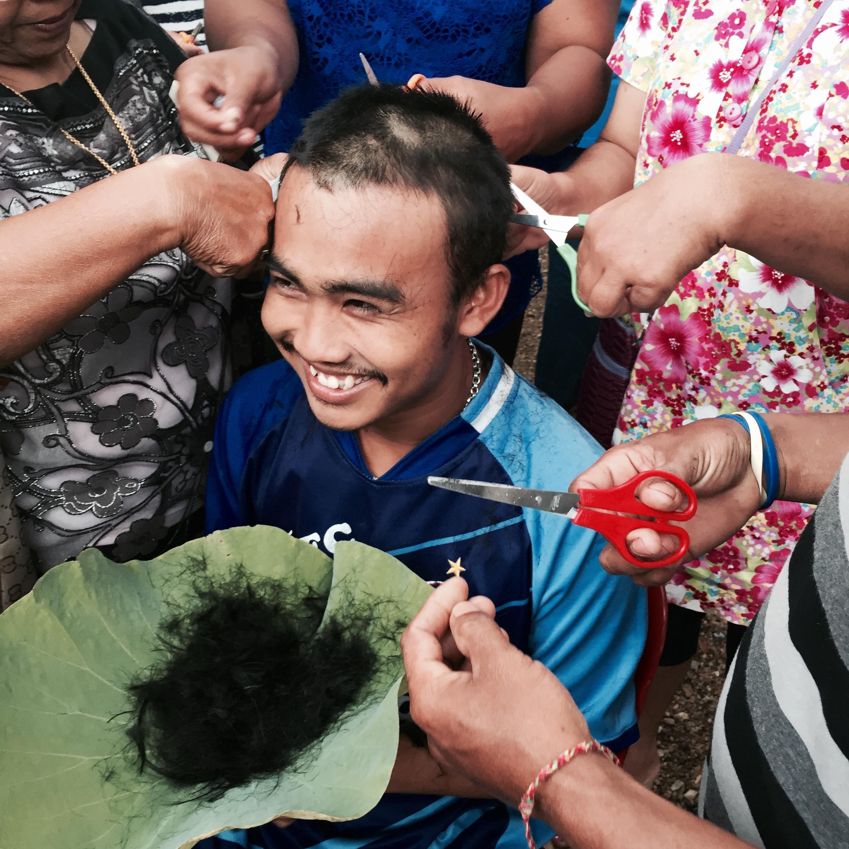 rit's monkhood ceremony
