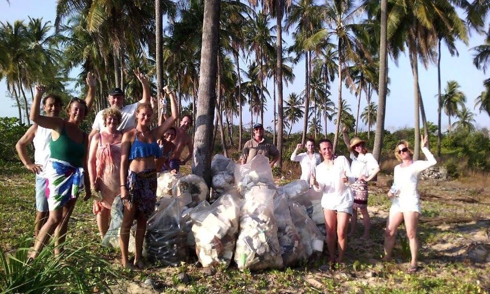 super beach cleaning
