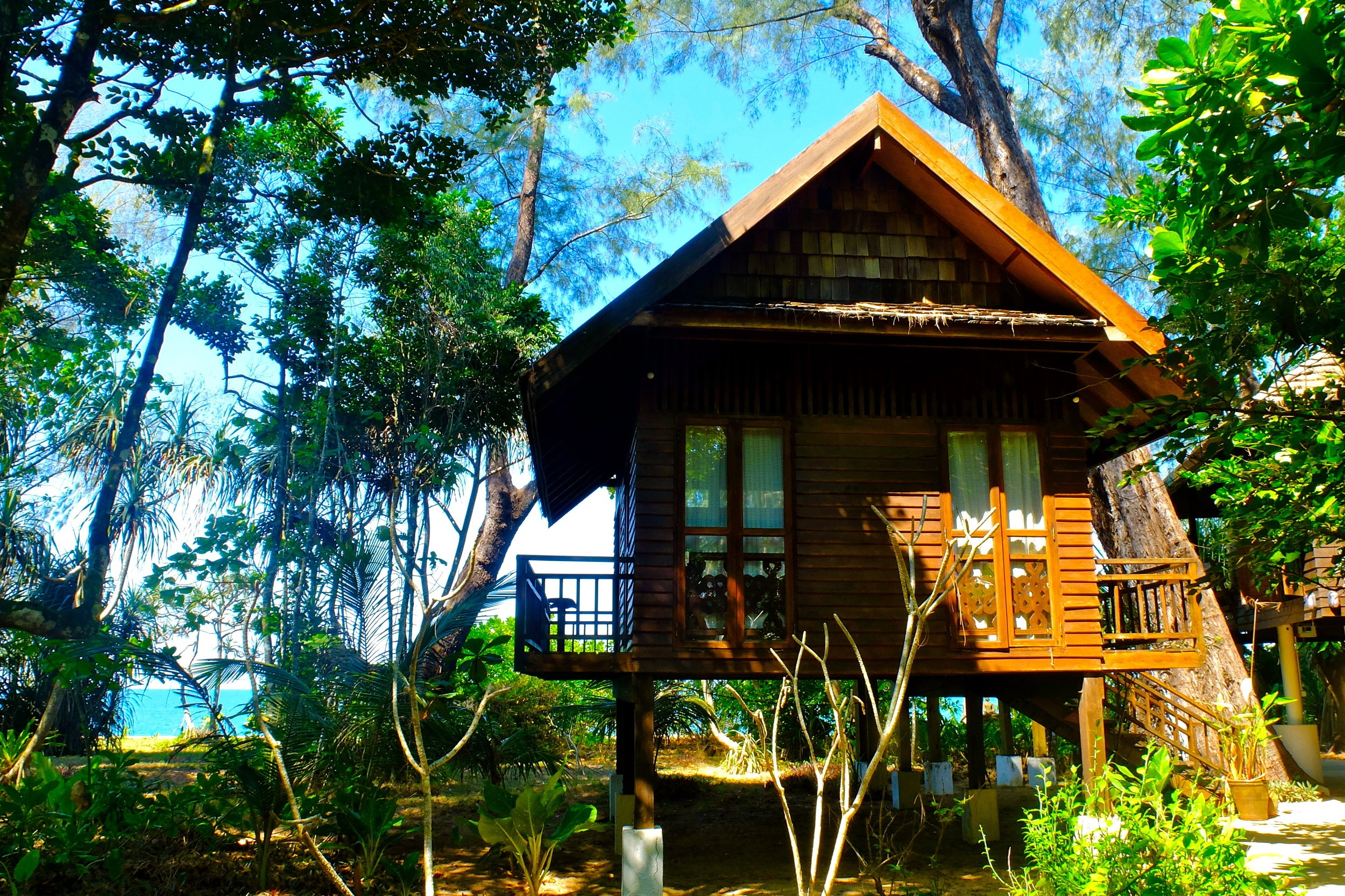 baan lucy - sleeps 5 people, 5 mns to clubhouse